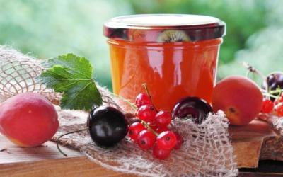 Marmelade mit Pfiff